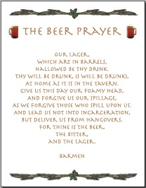Beer Prayer Thumbnail