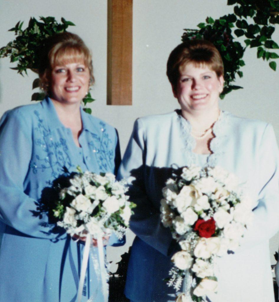 Tammi's wedding to Scott Hofferber
