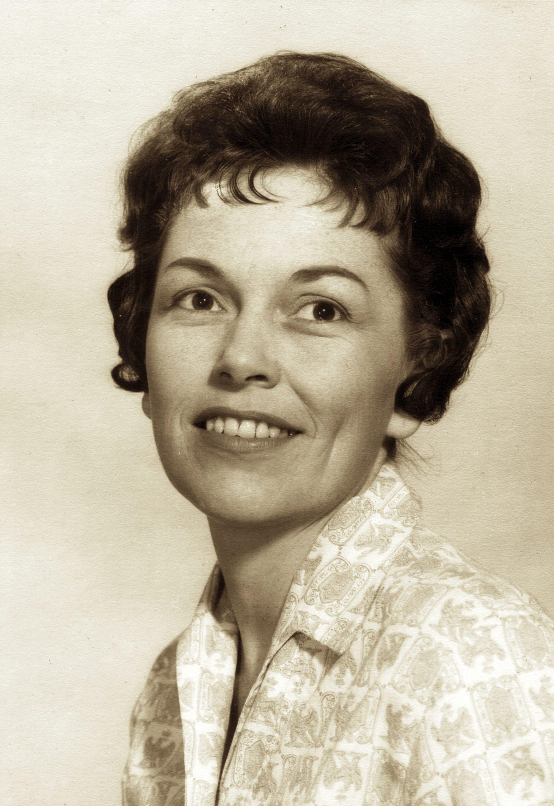 Mary Elizabeth Acridge Pitt – 4/19/1930 – 11/9/2019