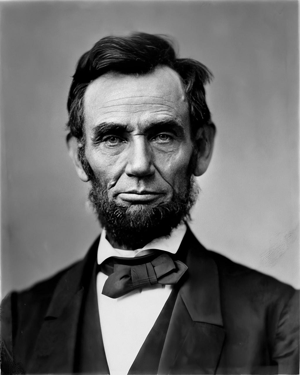 Lincoln at Gettysburg by Alexander Gardner