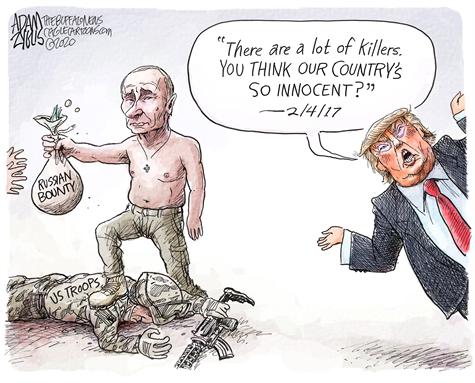 Russian Bounty